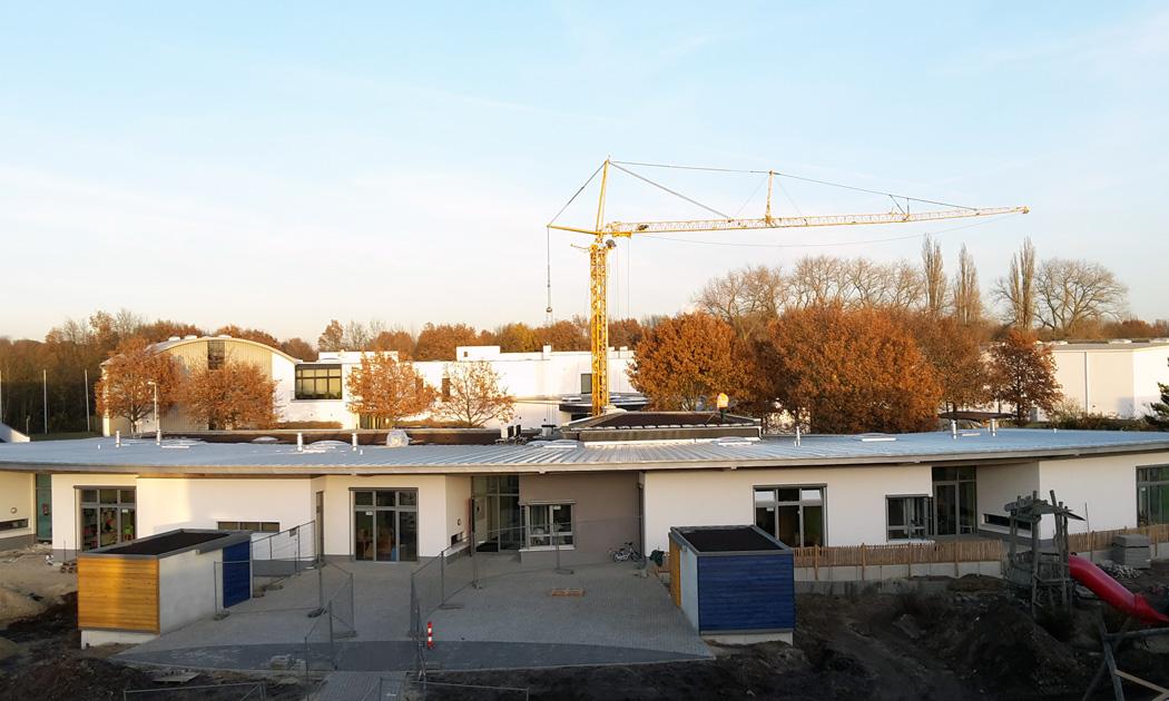 Neubau - Kirchenmäuse Bremen